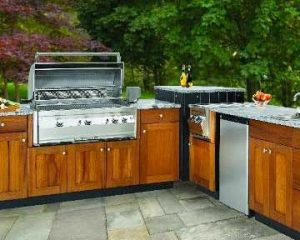 BBQ Cleaning in Lakeside Green by BBQ Repair Florida.