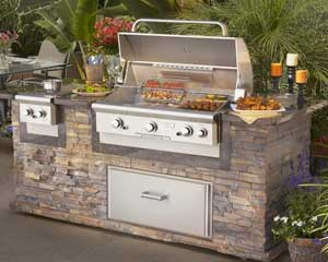 BBQ Cleaning in North Palm Beach by BBQ Repair Florida.