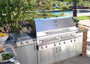 Gas BBQ Repair by BBQ Repair Florida.