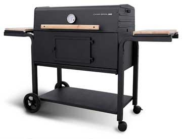 We do Charcoal BBQ repair.