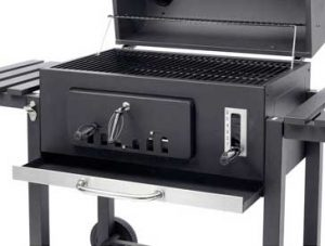 We do charcoal barbecue repair.