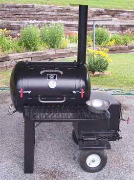Smoker barbecue repair by BBQ Repair Florida.