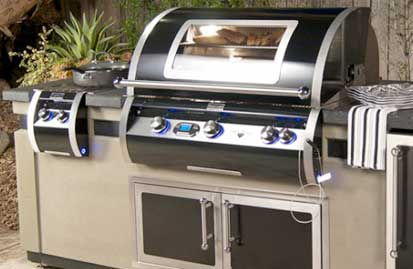 Fire Magic grill repair by BBQ Repair Florida.