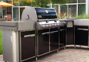 BBQ Cleaning in Palm Beach Gardens by BBQ Repair Florida.
