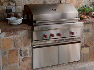 BBQ Cleaning in Royal Palm Estates by BBQ Repair Florida.