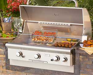BBQ Cleaning in West Palm Beach by BBQ Repair Florida.