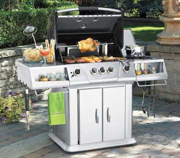 BBQ Repair in Lake Clarke Shores by BBQ Repiar Florida.