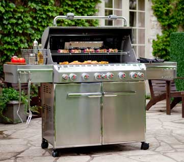 BBQ Repair in North Palm Beach by BBQ Repair Florida.