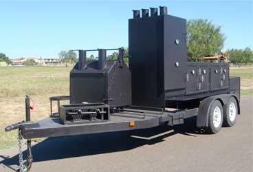 We do smoker BBQ repair.