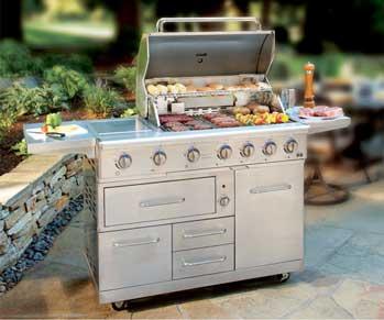Barbecue Repair