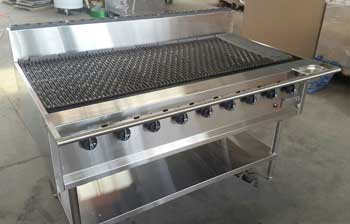 BBQ Repair Florida does Commercial BBQ Repair
