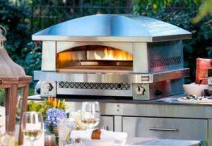 Pizza Oven Repair example.