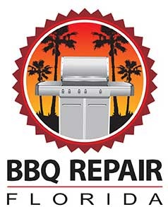Freestanding barbecue repair