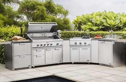 DCS grill repair by BBQ Repair Florida.