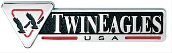 Twin Eagles logo.