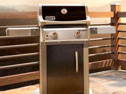 Weber grill repair by BBQ Repair Florida.